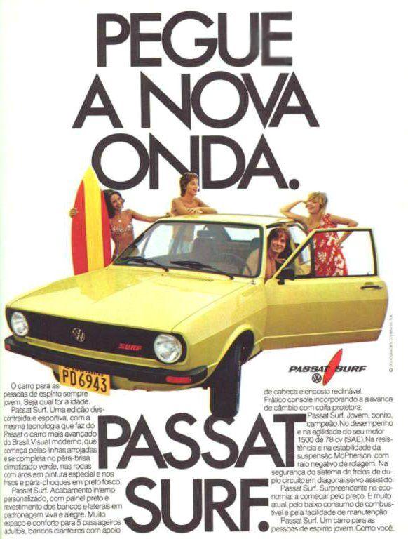 Passat Surf 1978