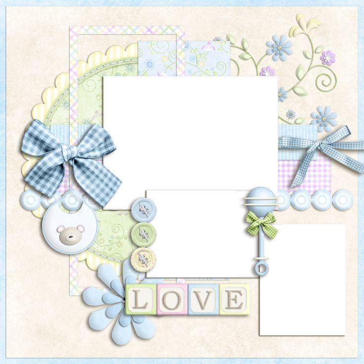 Готовые шаблоны открыток для новорожденных, днем рождения аниме