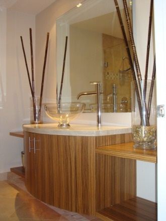 Bathroom Vanity Zebra Wood 31 best cabinets - zebra wood images on pinterest | zebras