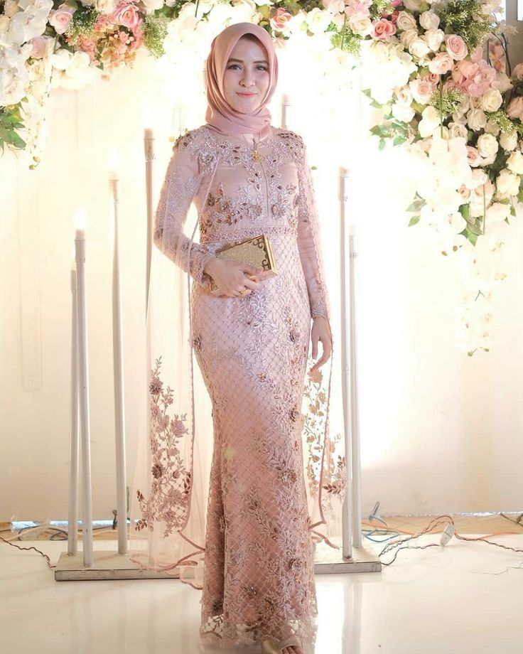 Inspirasi baju kondangan   Gaun perempuan, Pakaian pesta ...