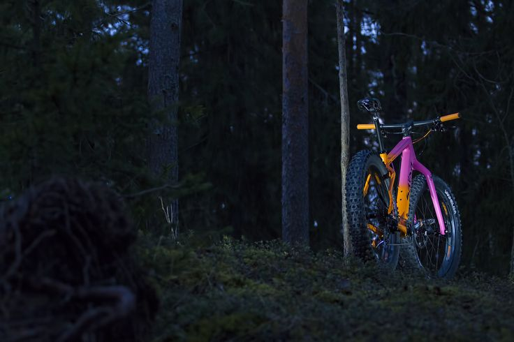 Fat-Bike Finland – paksupyörä / lumipyörä » fatbiking Finland