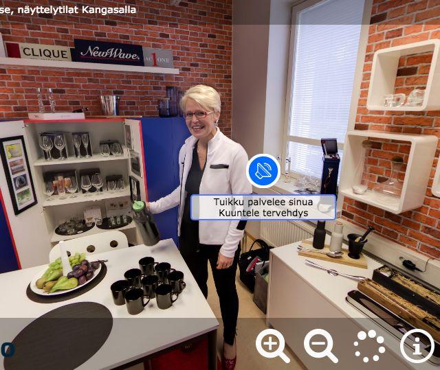 Visumo Oy  Creates virtual environments