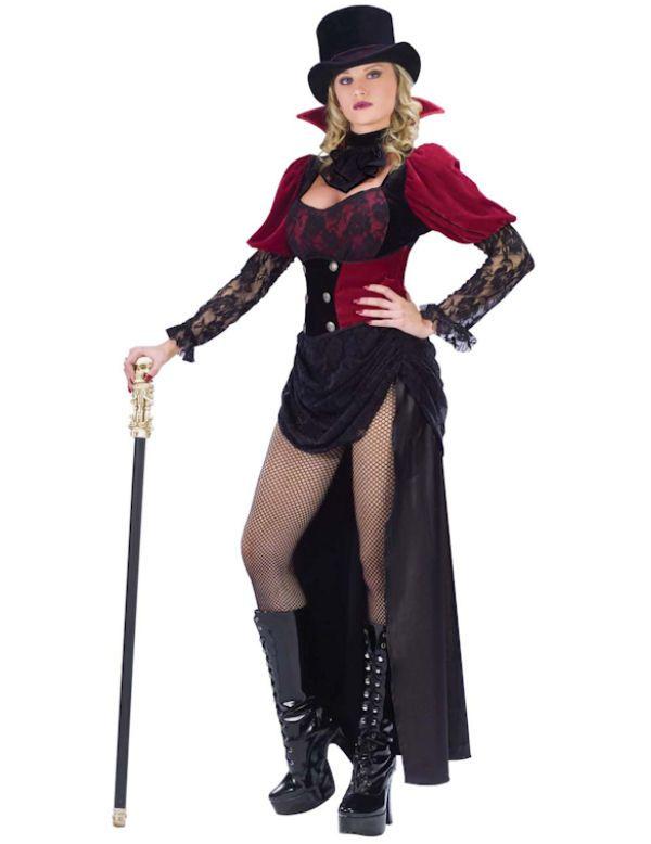 Incharacter Ghost Costume Adult Victorian Halloween Fancy Dress