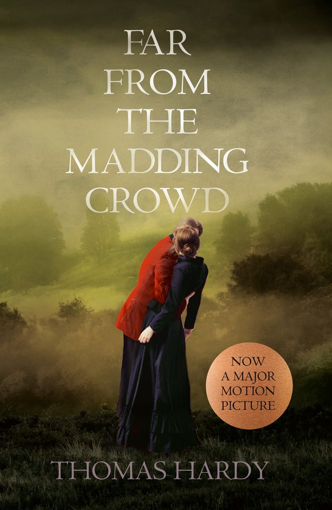 Resultado de imagem para far from the madding crowd thomas hardy