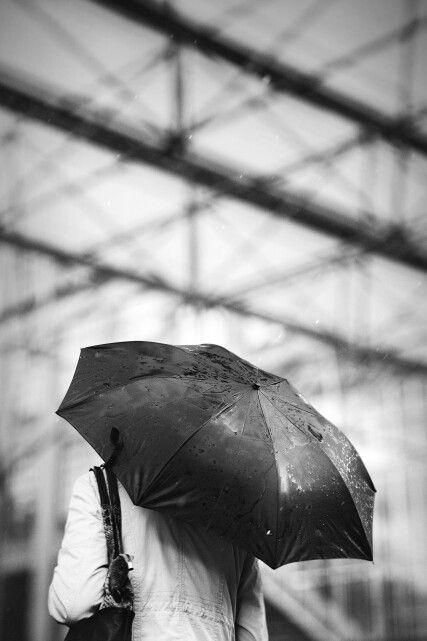 Rain.  By Louis Stilling