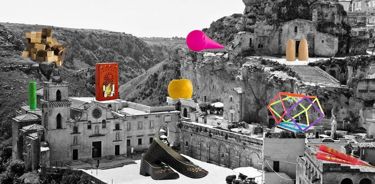 This weekend - from 9 to 11 December 2016 - Matera will be hosting Matera Design Weekend. The theme is Immaterial Design, in response to our world 2.0 dominated by Social Media. The perfect backdrop for the third edition of Mystery Things Museum opening in a deconsecrated church in the city of the Sassi. #Architecture #Design #Art