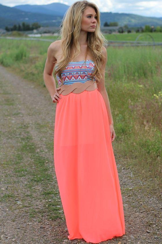 Best 25  Aztec maxi dresses ideas on Pinterest