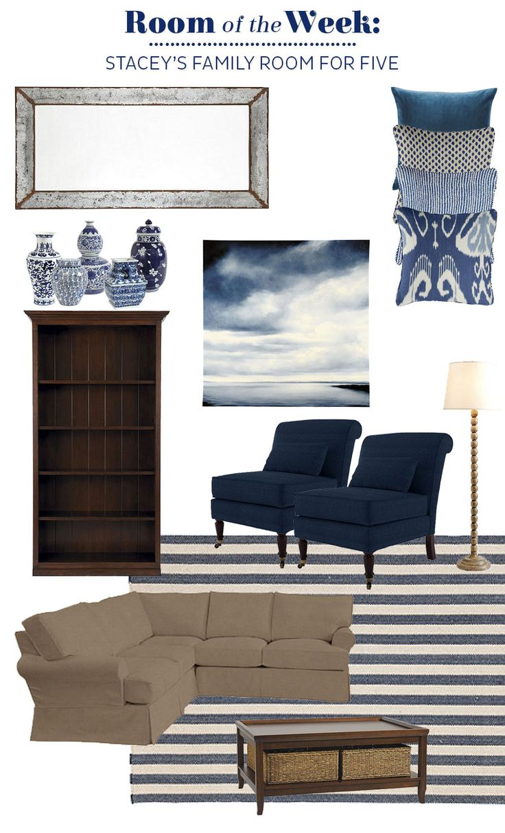 Decorating a large family room - Decorating A Living Room For Family Of 5