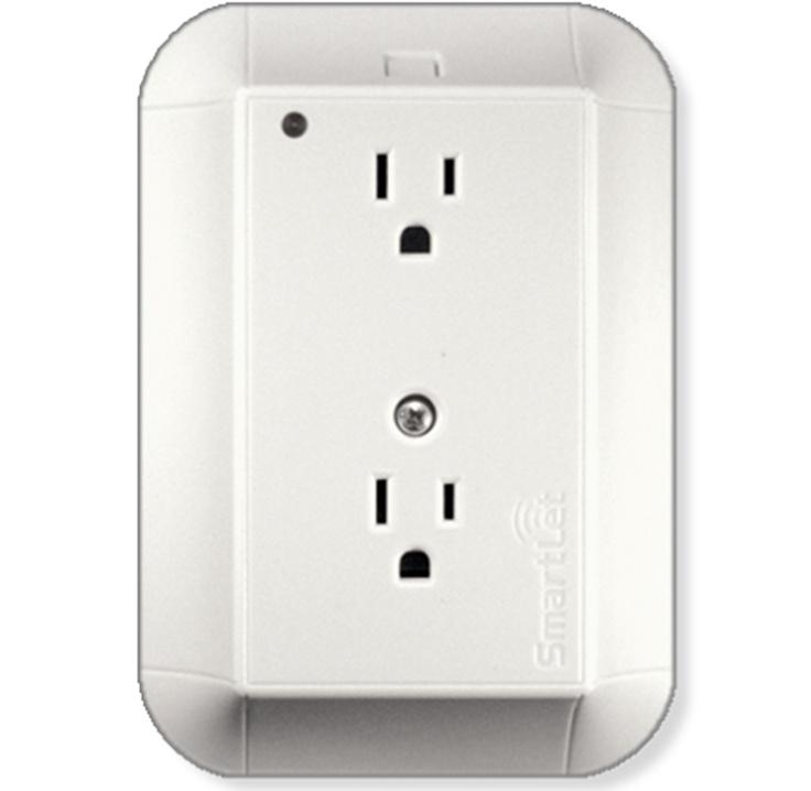 Smarthome.com: Autani A12-01-0303-01 EnergyCenter Home SmartLet Outlet Controller