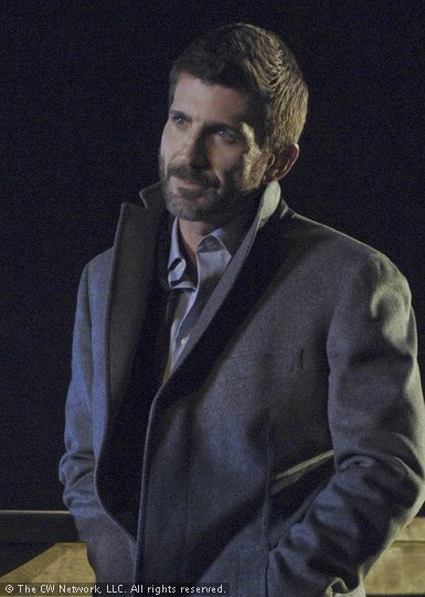 Joe Lando as John Blackwell (Cassie's & Diana's Birth Father)