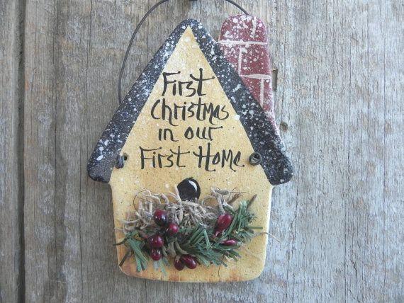 Erstes Weihnachten im Hause Salzteig von cookiedoughcreations