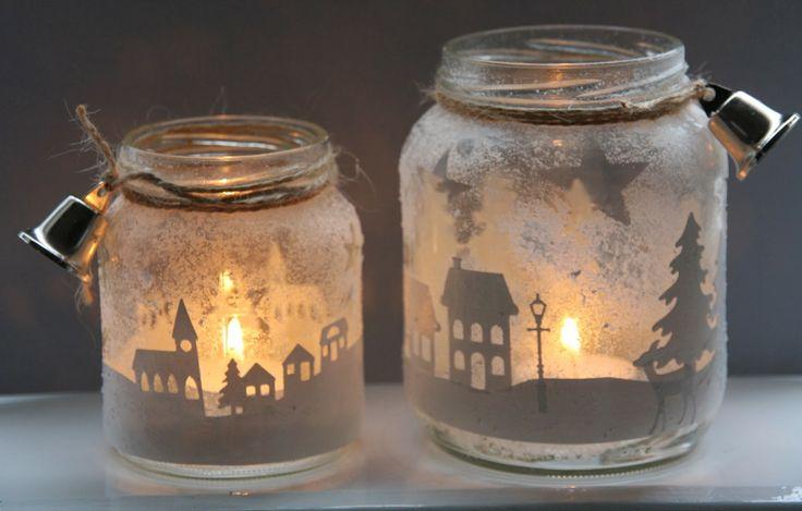 my cardcreations sfeerlichtjes a02 weihnachten zu hause pinterest diy. Black Bedroom Furniture Sets. Home Design Ideas