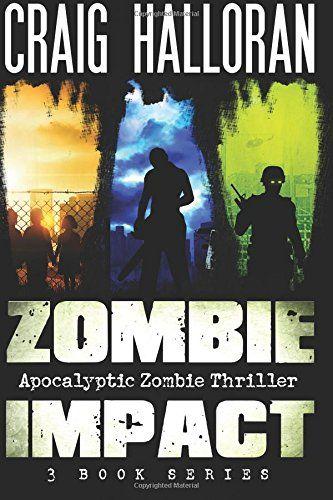 Zombie Impact: Series (Volume 1) @ niftywarehouse.com #NiftyWarehouse #Zombie #Horror #Zombies #Halloween