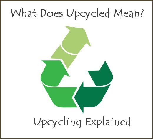 What Does Upcycled Mean? Recycling & Upcycling Explained