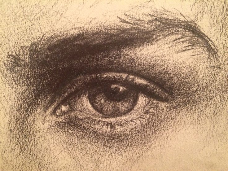#eye #pencil #drawing #sketch