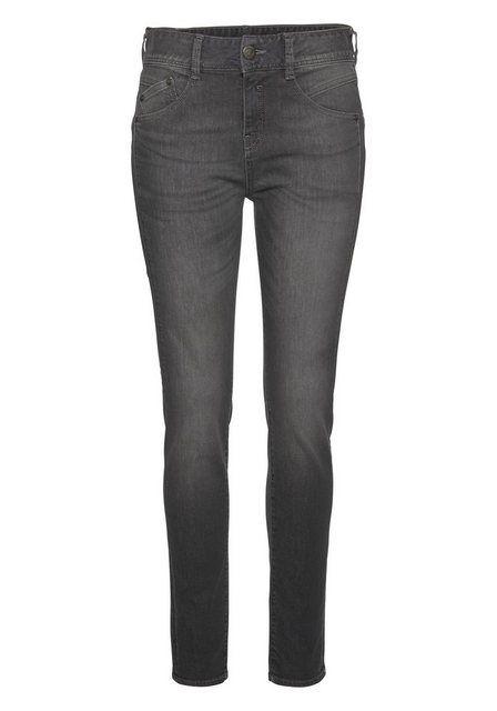 High-waist-Jeans »GILA SLIM HIGH« High Waist Power-Stretch Qualität