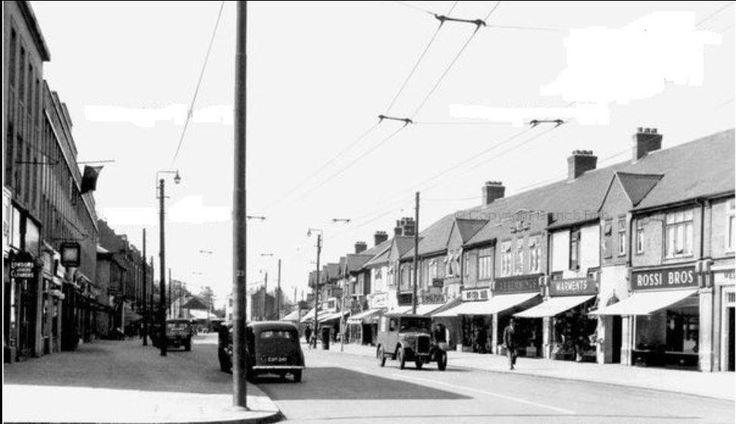 Barkingside High Street 1955