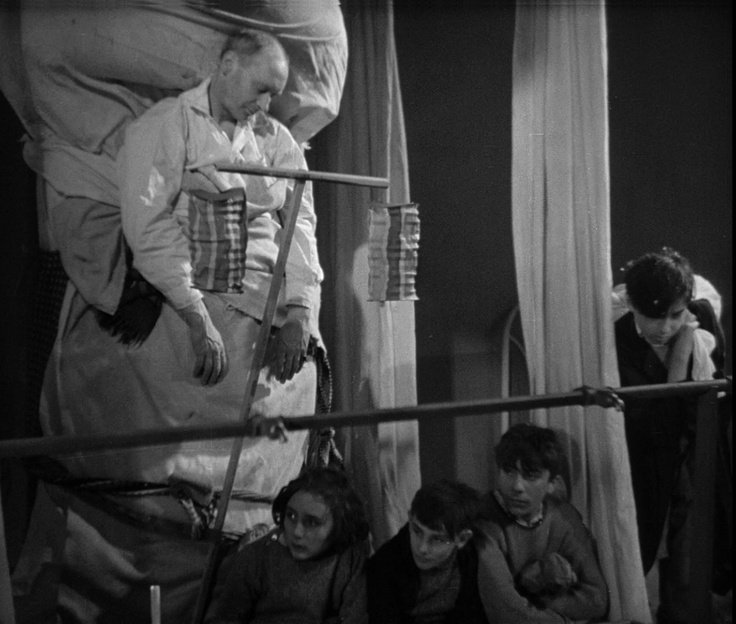 Zéro de Conduite (Jean Vigo, 1933)