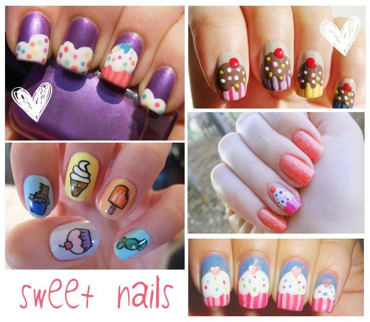 163 best Uñas images on Pinterest | Nail art ideas, Nail design and ...