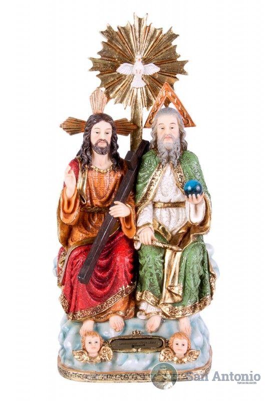 Santísima Trinidad: La Trinidad es el dogma central sobre la naturaleza de Dios en la mayoría de las iglesias cristianas. Esta creencia afirma que Dios es un ser único que existe como tres personas distintas o hipóstasis: el Padre, el Hijo y el Espíritu Santo.