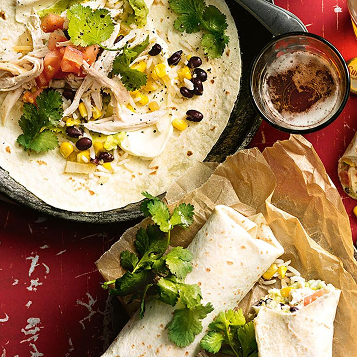 How to make Burritos #Burrito #Mexican