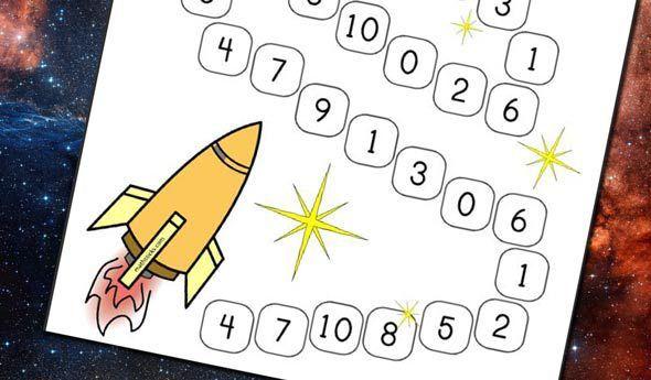 Bonds to 10: rocket game