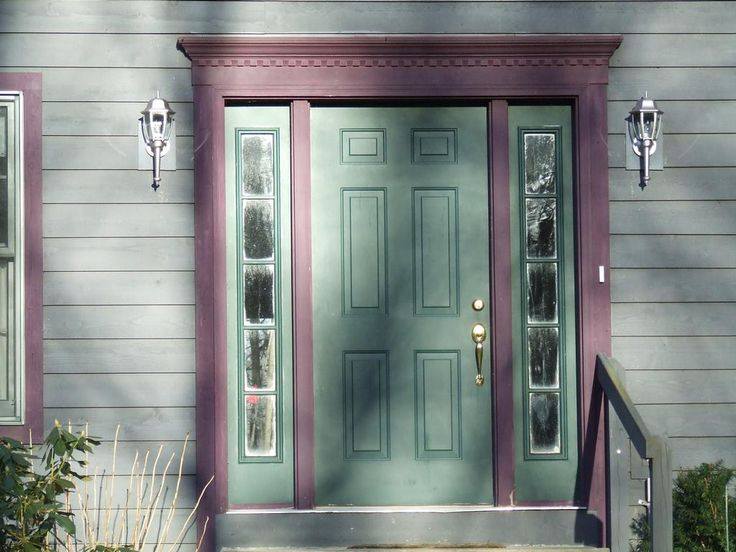 17 Best Images About Exterior Job On Pinterest Red Front Doors The Doors And Front Doors