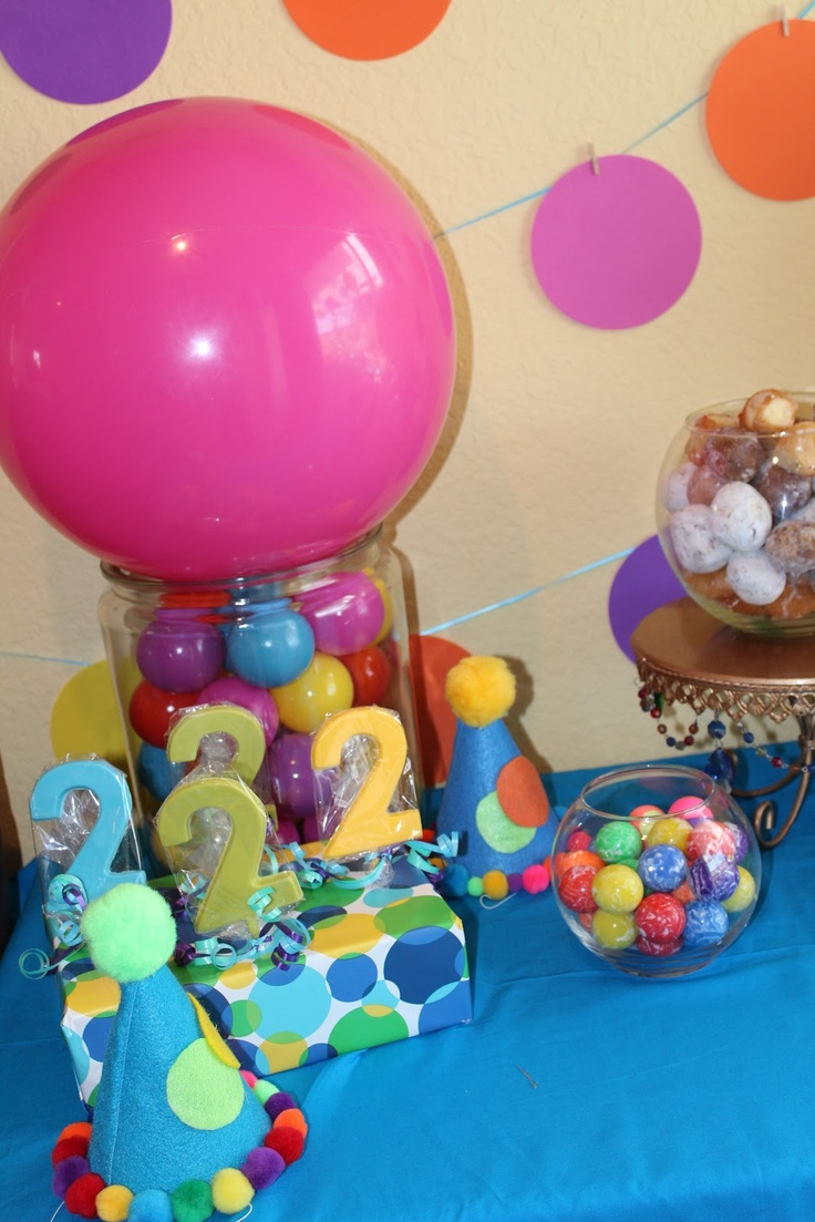 Cheerful Events: Gavin's 2nd Birthday Bounce Ball Party
