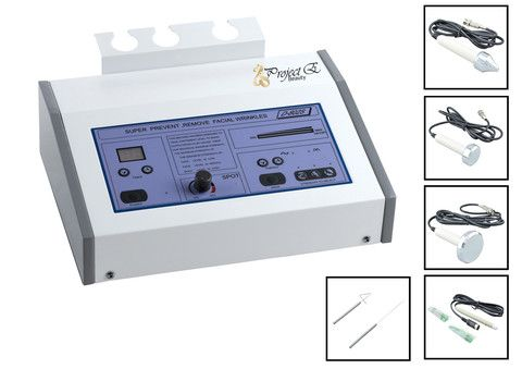PRO 3MHZ ULTRASOUND ULTRASONIC FRECKLES REMOVER ANTI AGING BEAUTY FACIAL SKIN SPA SALON MACHINE