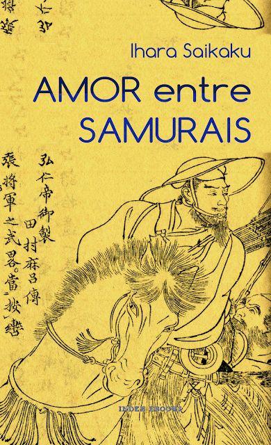 Este é o projeto de capa para o livro em que estamos a trabalhar. Estamos indecisos em relação ao título: Amores entre Samurais ou Amor entre Samurais? (o original é Comrade Loves of the Samurai).  Qual preferem? Algumas alternativas? Muito obrigado!