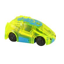 Micro Chargers Light Racers Booster Pack - Yellow