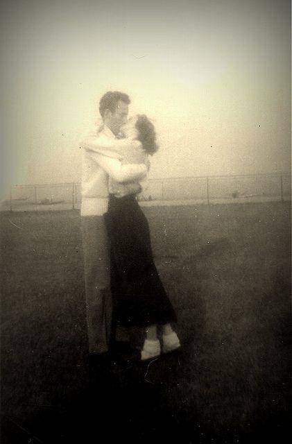 vintage love | vintage photograph