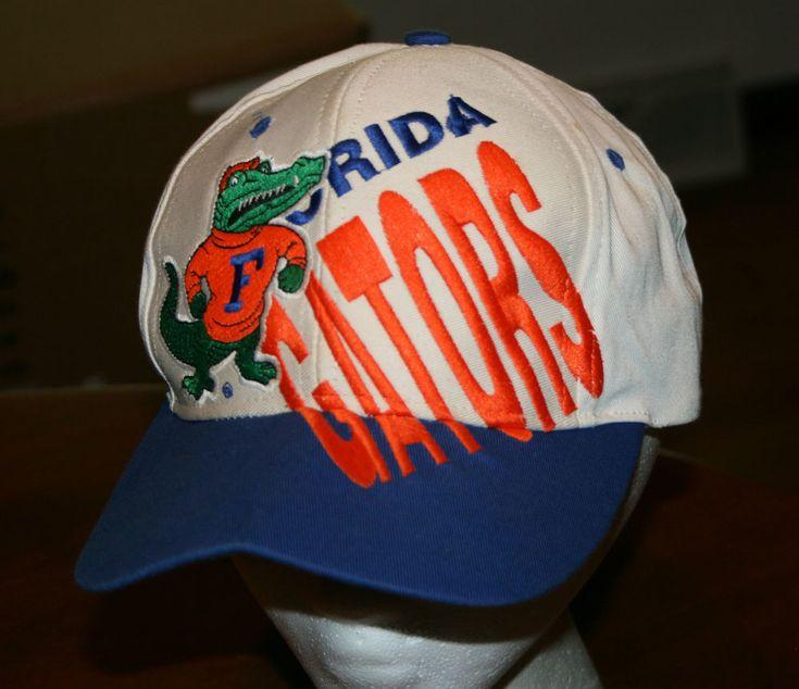 Florida Gators football Snapback Cap Hat embroidered vintage golf/trucker/gator #CCompetitor #FloridaGators