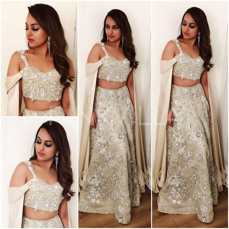 Celebrity Style,manish malhotra,sonakshi sinha,Mohit Rai