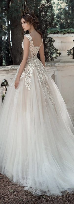 Milva 2017 Wedding Dresses – Sunrise Collection  #RePin by AT Social Media Marketing - Pinterest Marketing Specialists ATSocialMedia.co.uk