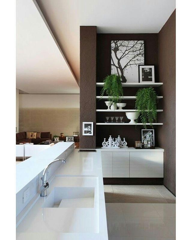 OM House / Studio Guilherme Torres   Kitchen Sink With Drain Board