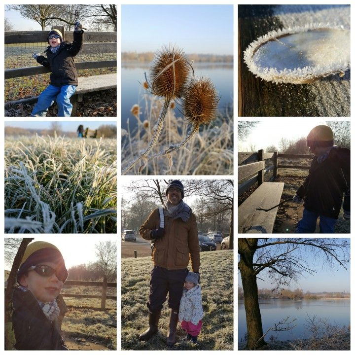A lovely walk in the freezing cold for Becoming a Stay at Home Mum. Check out these gorgeous winter photos! It's always worth braving the cold, especially if you wrap up warm.