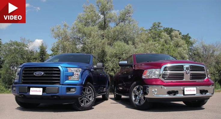 Ram EcoDiesel Destroys Ford F-150 2.7 EcoBoost in Fuel Efficiency - Ram 1500 Diesel Forum