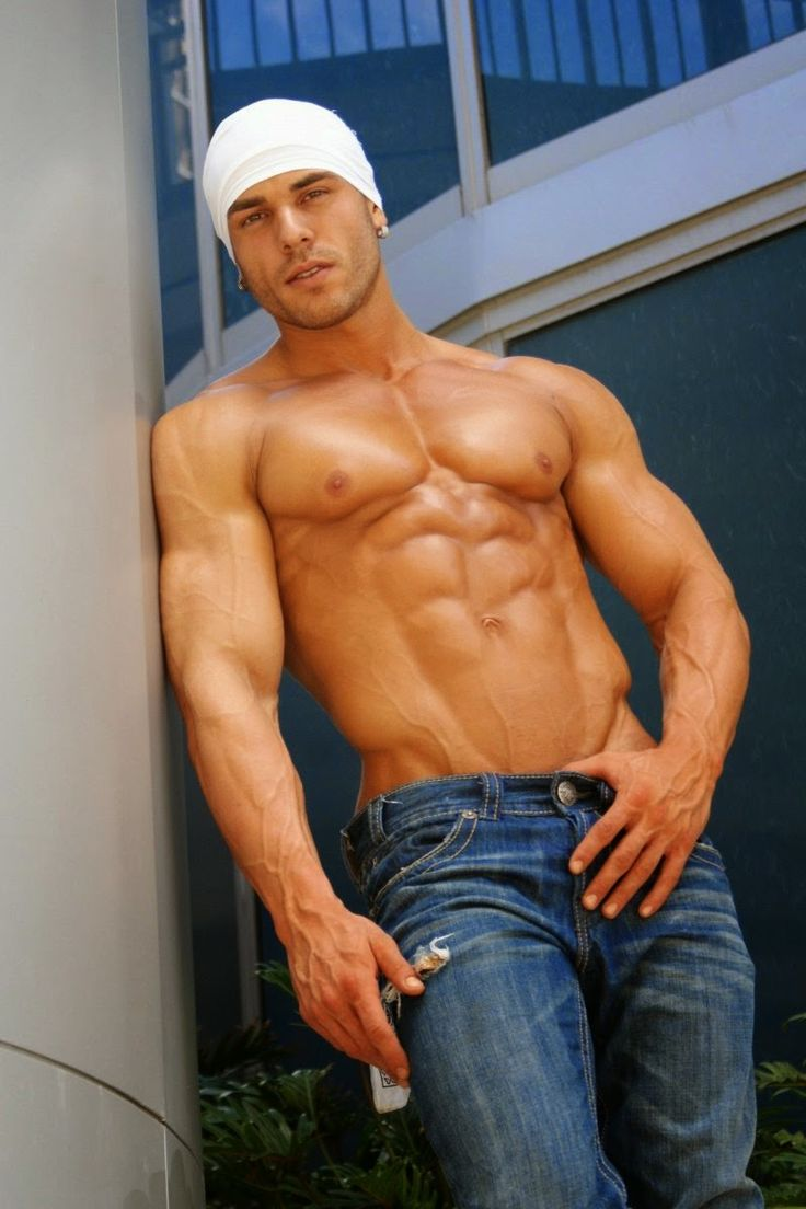 gay muscle sexy