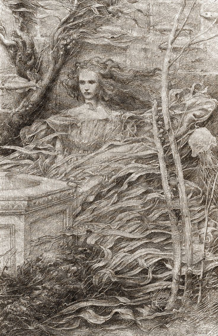 Alan Lee, The Princess at the Well
