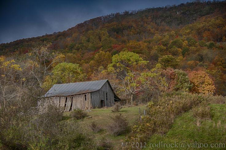 Fall Appalachian Mountains Nc Cabin Pinterest