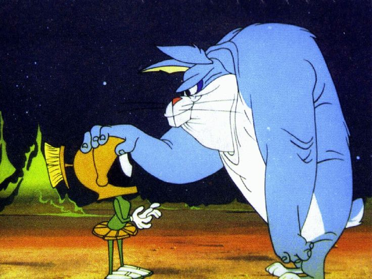 Looney Tunes Marvin Martian Wallpaper | Looney Tunes Halloween Wallpapers ★ 2, free Halloween Movie ...