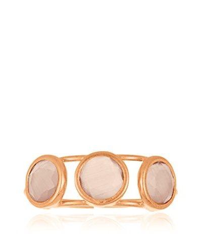 Cordoba Jewelles Anello  [argento 925 bagnato oro]