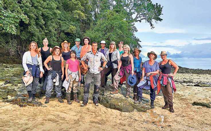 The Island with Bear Grylls: The Women's Island: 'inspiring' -