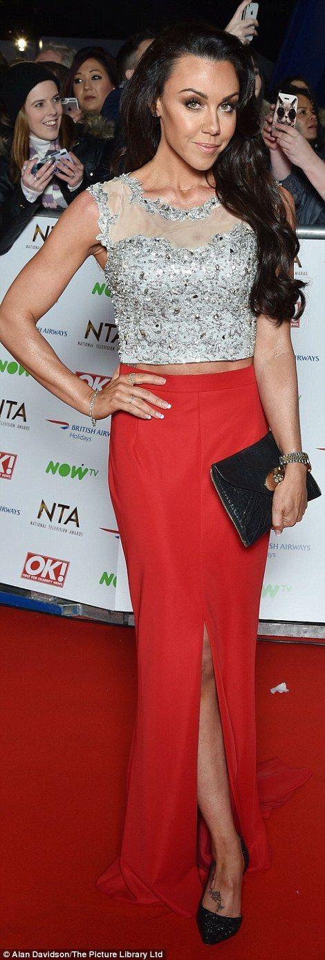 Cool Red Carpet Fashion Award for worst dressed goes to: Georgie Porter and Lydia Bright