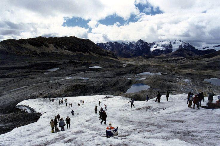 Climat : au Pérou, les glaciers fondent à vue d'oeil - RTL.fr