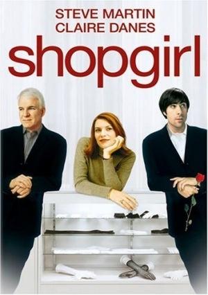 Shopgirl (2005) This movie is wonderful: Books, Steve Martin, Clear Danes, Jason Schwartzman, Shops Girls, Movies, Favorite Movie, Shopgirl Movie, Shopgirl 2005