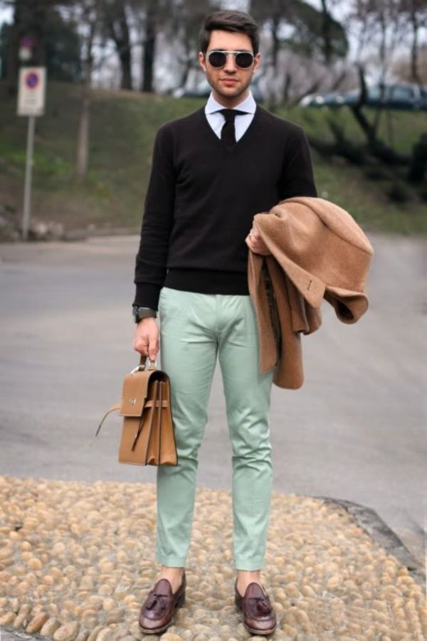 40 Professional Work Outfits For Men To Try In 2017 | Menu0026#39;s fashion Man style and Mens clothing ...