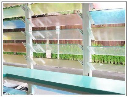 glass louvre windows bali - Google Search