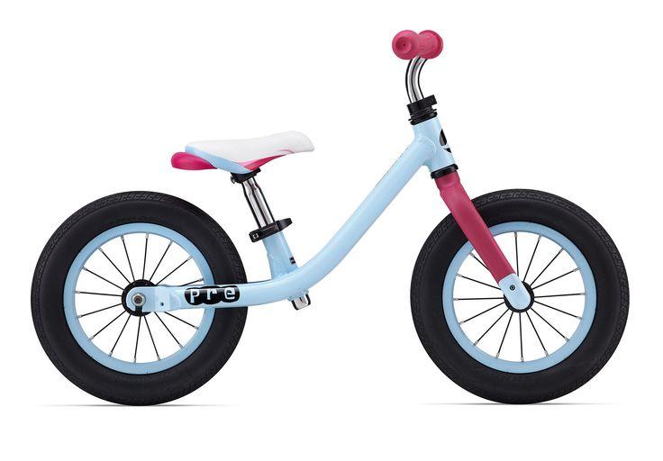 Pre Girl's Push Bike (2017)